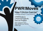 PWR! Moves For Parkinsons